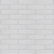 Облицовочный кирпич White Powder евро 0,7 NF